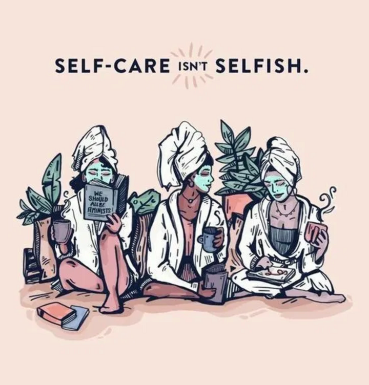 Self Care Sunday (if you can fit it all in)