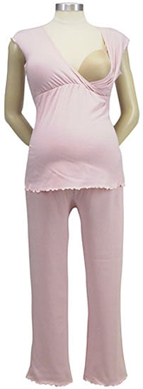 Japanese Weekend Maternity - Nursing Sleepwear - tummystyle.com