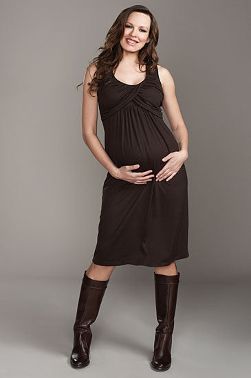Maternal America Nursing Dress - tummystyle.com