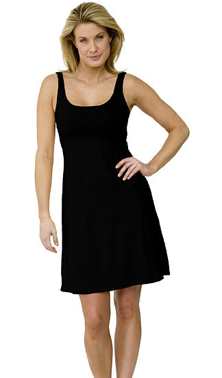 Majamas Organic Cozy Maternity/Nursing Dress