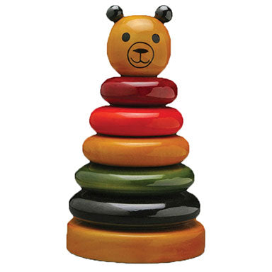 Baby Baazaar Cubby Stacking Toy