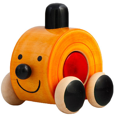 Baby Baazaar Moee Wood Car