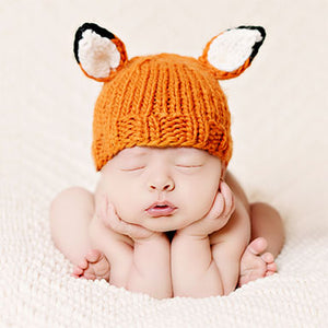 Blueberry HIll Rusty Fox Hat - tummystyle.com