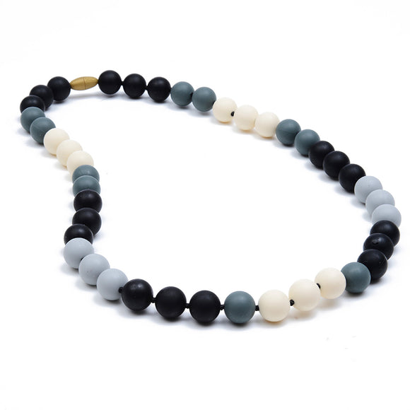 Chewbeads Black Bleecker Necklace