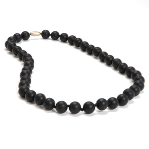 Chewbeads Black Jane Necklace - tummystyle.com