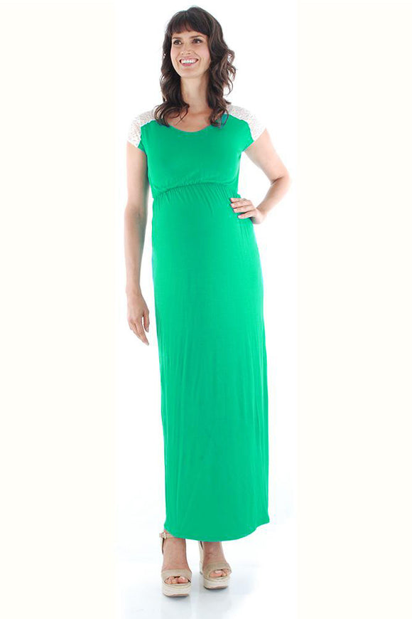 Everly Grey Abbey Maxi Dress - tummystyle.com