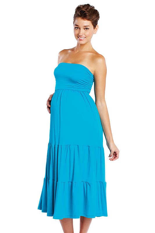 Maternal America Convertible Strapless Dress/Skirt