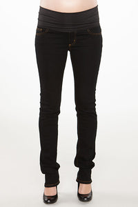 Maternal America Belly Support Maternity Jeans - tummystyle.com