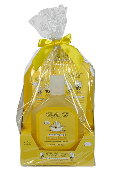BellaB Bodycare Welcome Home Baby Gift set - tummystyle.com