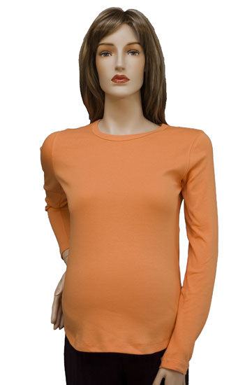 Long Sleeve Tee - tummystyle.com