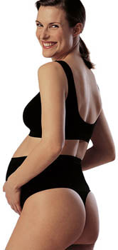 Noppies Maternity Waistline String Thong - tummystyle.com