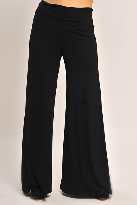 Olian Lycra Over/Under Maternity Gauchos