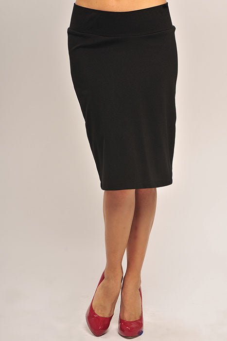 Olian Pencil Skirt - tummystyle.com