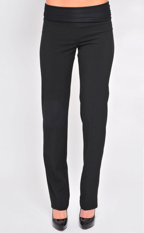 Olian Maternity Skinny Office Pants