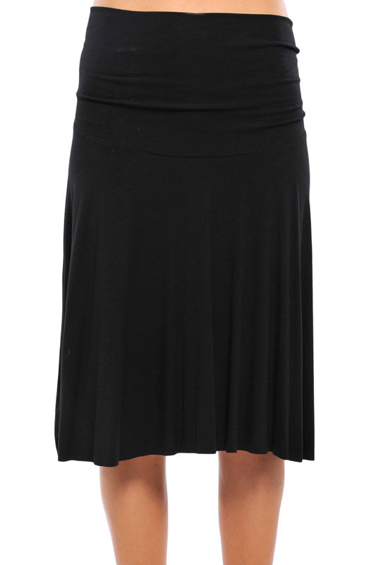 Olian Maternity Office Skirt