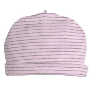 Sweet Bunny Beanie Cap With Stripes