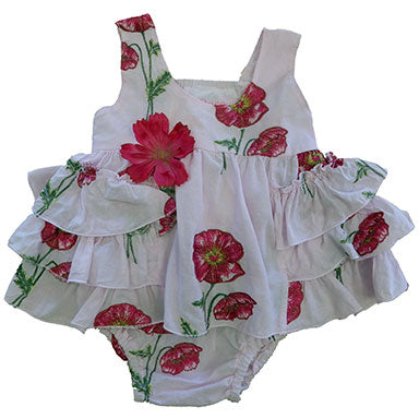 Rose Cage Fairy Frocks Coral