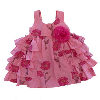 Rose Cage Fairy Frocks Pink Onesie - tummystyle.com