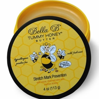 Tummy Honey Butter, 4oz Jar