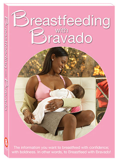 Bravado Breast Feeding DVD