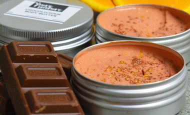 Chocolicious Shimmer Body Butter