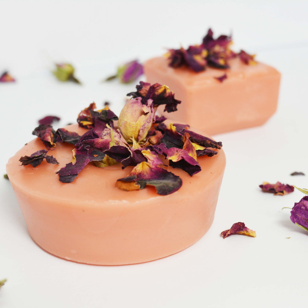 Roses and Cocoa Massage Bar