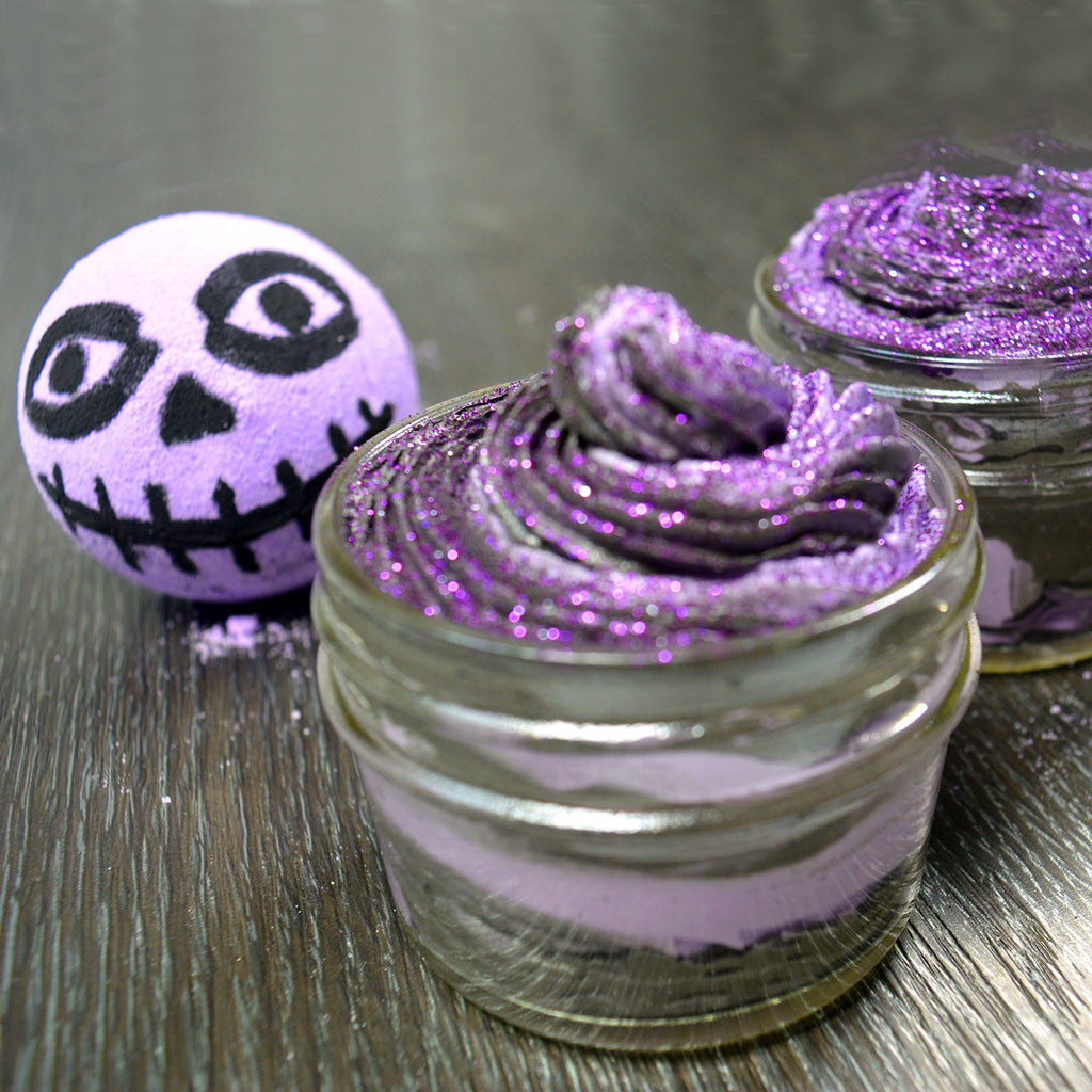 Spooky Whipped Soap