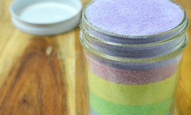 Unicorn Bath Dust