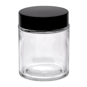 100ml Glass Pot - Clear