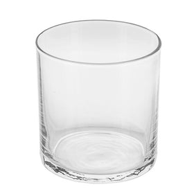 Straight-Sided Tumbler Jar - Clear