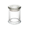 Metro Large - Clear, with Flat Lid