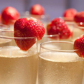 Champagne & Strawberries Candle Fragrance