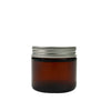 60ml Glass Pot - Amber
