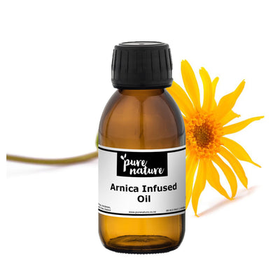 Arnica Infused Oil