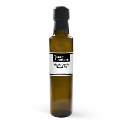 Black Cumin Seed Oil Organic - Food Grade