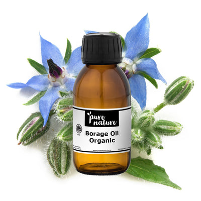 Borage Oil - Organic