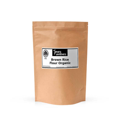 Brown Rice Flour, Organic