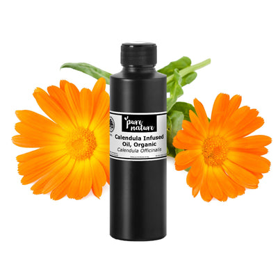 Calendula Infused Oil, Organic