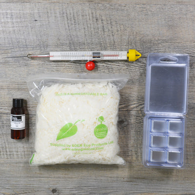 Make Your Own Soy Wax Melts Kit