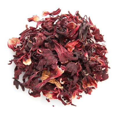 Hibiscus Flower, Dried