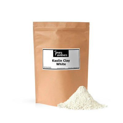 Kaolin Clay - White