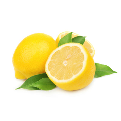 Lemon, Cold Pressed - Organic Essential Oil