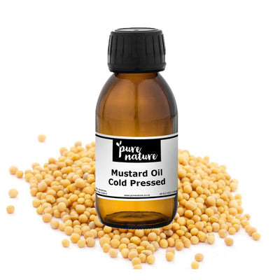 Mustard Oil, Cold Pressed