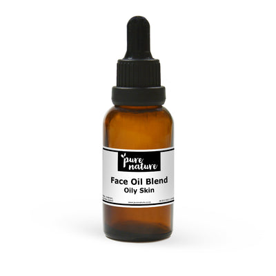 Face Oil Blend - Oily Skin