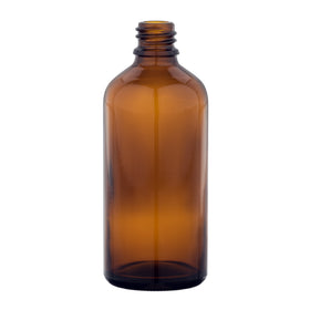 100ml Amber Bottle