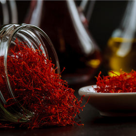 Red Ginger Saffron Fragrance