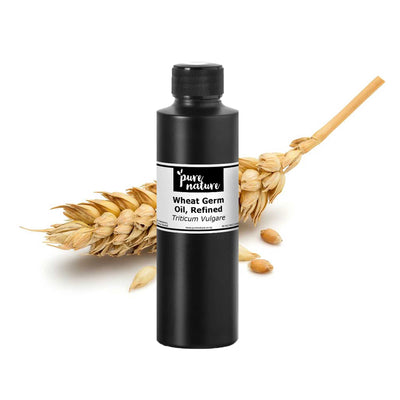 Wheat Germ Oil, Refined