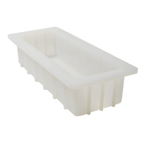 Soap Mould - Loaf , Hard Silicone
