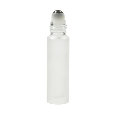 Roll On Bottle 10ml - Frosted
