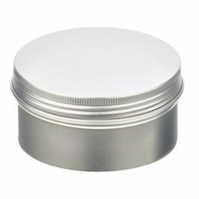 Aluminium Tin, Screw Top - Large